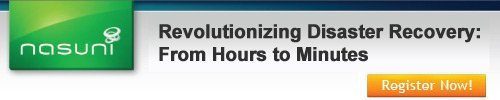 Revolutionizing Disaster Recovery: From Hours to Minutes