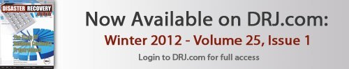 DRJ Winter 2012 - Volume 25, Issue 1