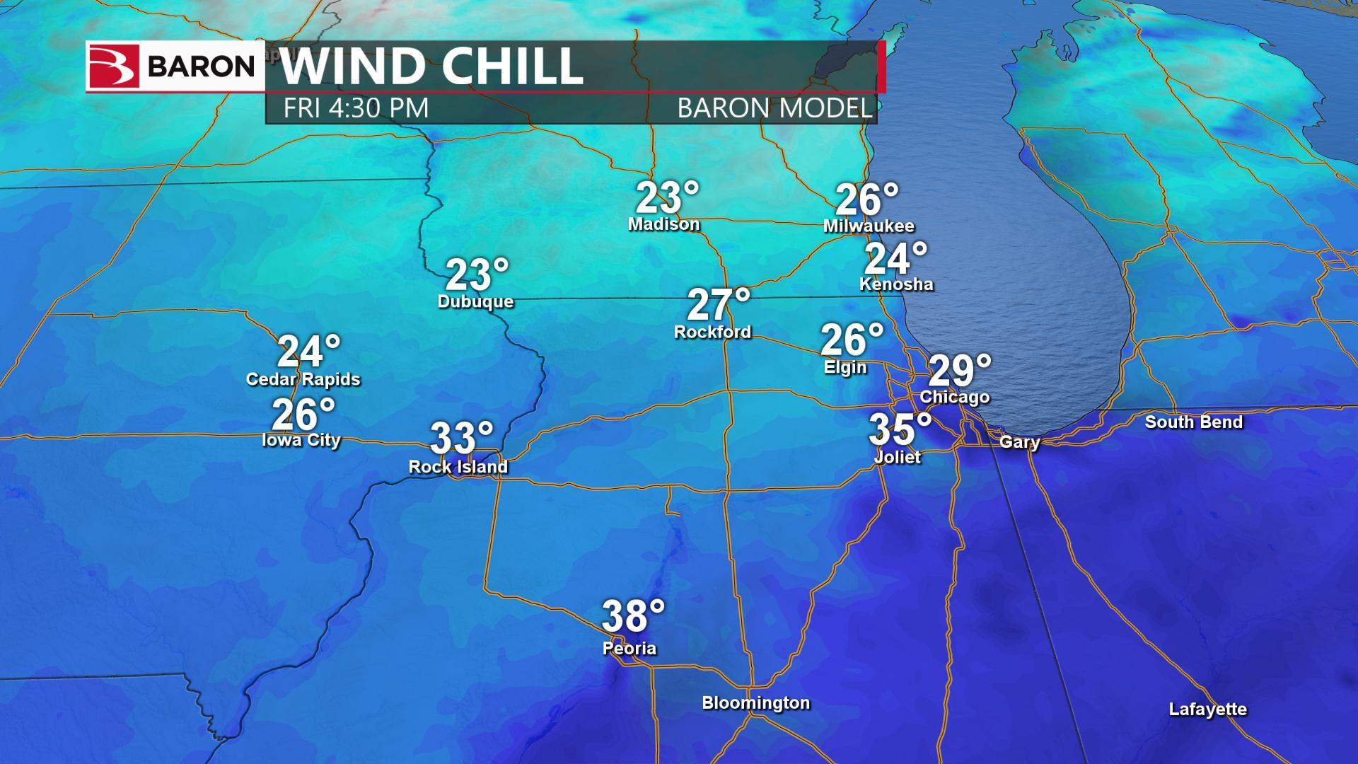 BM Wind Chill